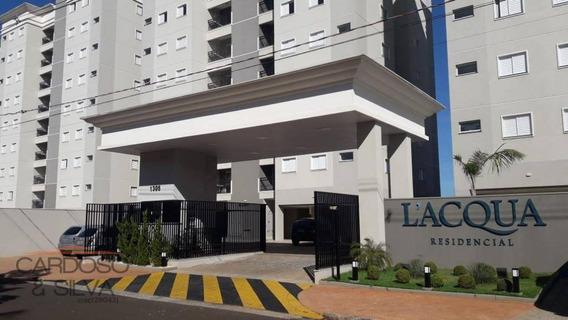 Apartamento Com 3 Dormitórios À Venda, 67 M² Por R$ 330.000 - Residencial Dona Margarida - Santa Bárbara D
