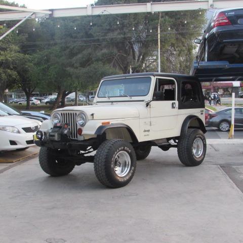 Jeep Cj7 Limited 4x4 1984 Perla