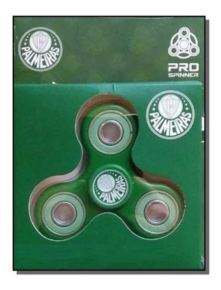 Livro Spinner - Palmeiras - Novo