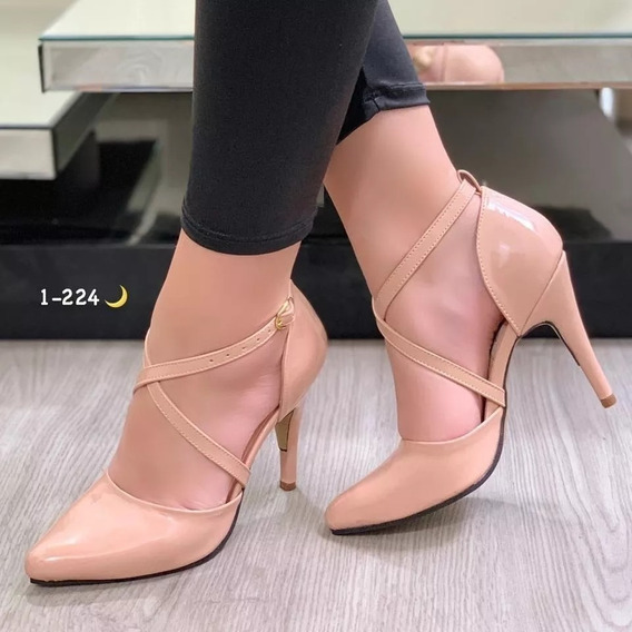 Zapatos Altas Plataformas Para Damas Moda Colombiana
