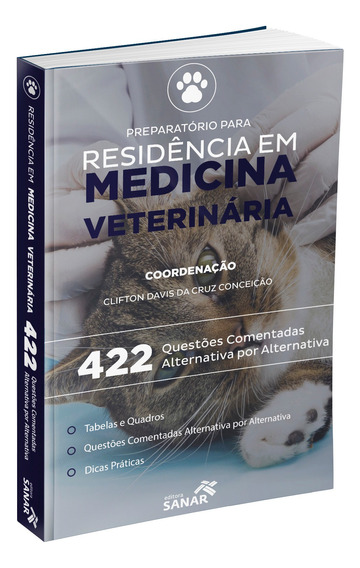 Livro Preparatório Para Residência Em Medicina Veterinária