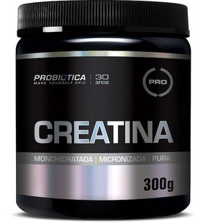Creatina Pura 300gr - Probiotica
