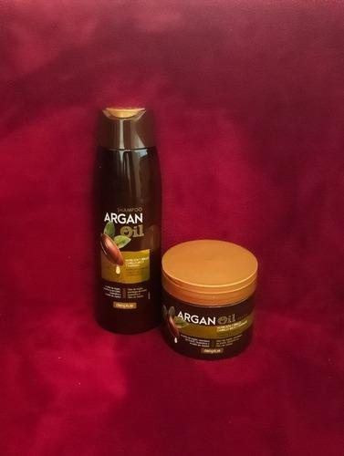 Línea Argan Oil