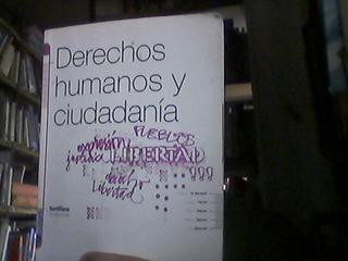 Derecho Humanos Y Ciudadanía Perspectivas Santillana
