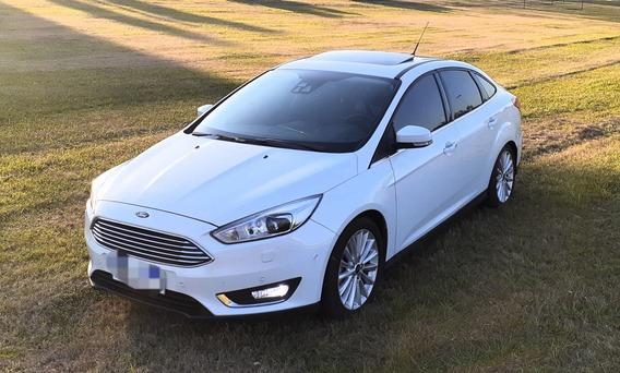 Ford Focus Iii 2.0 Titanium Mt 2017
