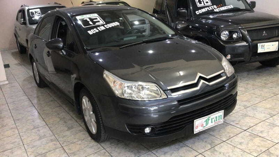 Citroen C4 Pallas Glx 2.0 16v Manual 2013