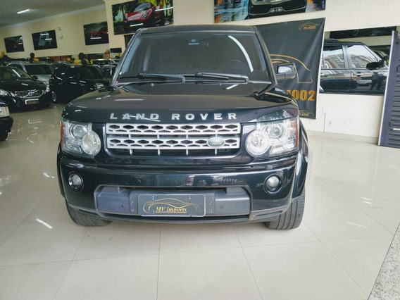 Land Rover Discovery 4 Bi Turbo