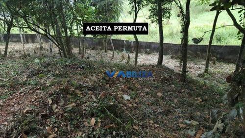 Terreno À Venda, 1300 M² Por R$ 540.000,00 - Caputera - Arujá/sp - Te0025