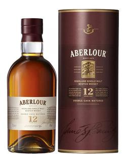 Whisky Aberlour 12 Años 700 Ml En Estuche