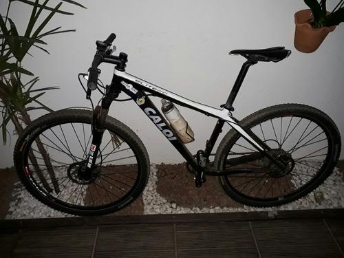 Vendo Bike Caloi Elite 20 Modificada Para Competição De Mtb