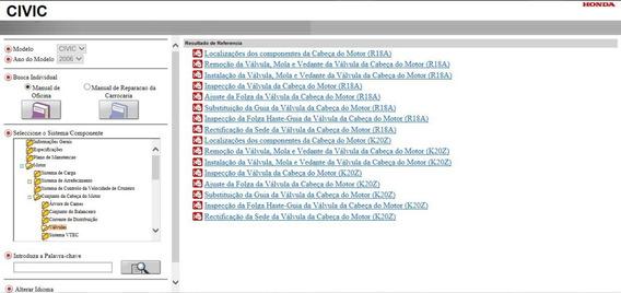 Manual De Serviço Completo Civic 2006 _ 2011 Portugues