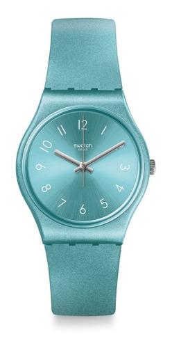 Reloj Swatch Mujer So Blue Gs160 - 34mm