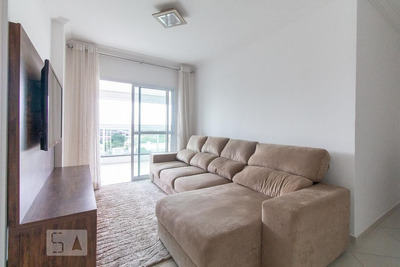 Apartamento No 5º Andar Com 3 Dormitórios E 3 Garagens - Id: 892903059 - 203059