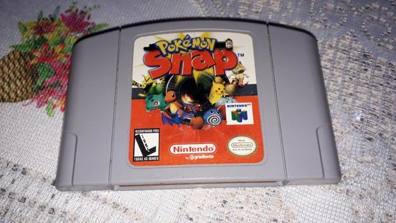 Pokemon Snap Original Nintendo 64 Gradiente