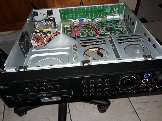 Dvr 16 Canais Gravador Video Lg Le 3116d D2
