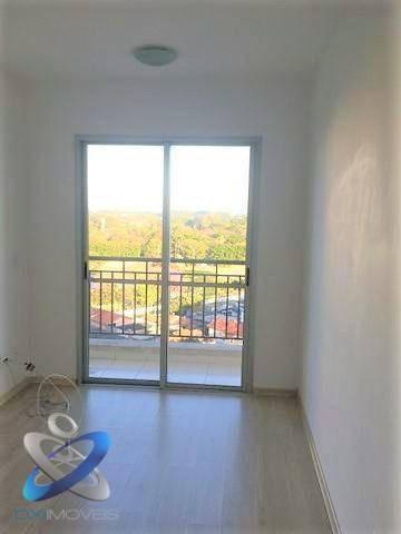 Apartamento Com 2 Dormitórios Sendo 1 Suíte, Para Alugar, 62 M² - Jardim Augusta - São José Dos Campos/sp - Ap2143
