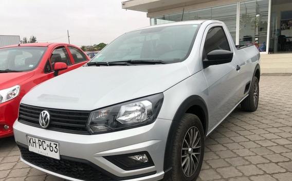 Volkswagen Saveiro Power Cabina Simple 1.6 Full Mec Año 2018
