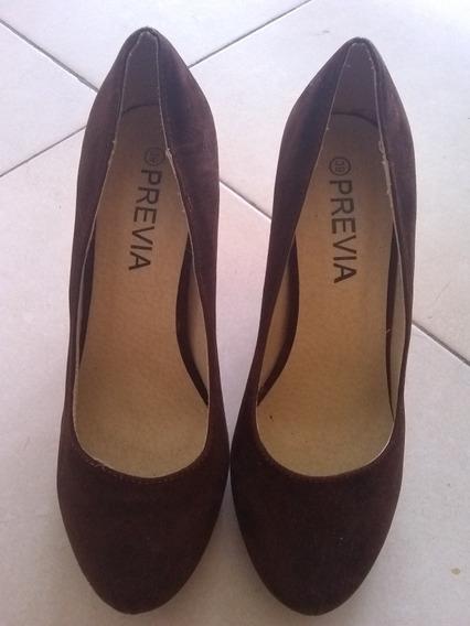 Zapatos Usados Talla 39 Y 40