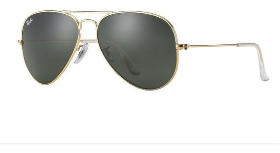 Óculos Ray Ban Aviador 3025 Original Envio Em 24h + Brinde