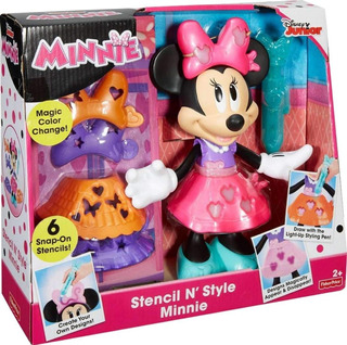 Minie Diseñadora De Moda, Original!! Fisher Price!!