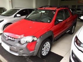 Fiat Strada Adventure Vermelha 1.8 Cd