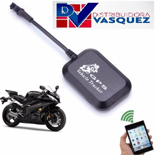 Mini Gps Espia Tracker Para Motos, Carros , Vehiculos Sms