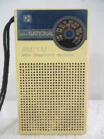 Antigo Rádio Inter-national - Não Funciona