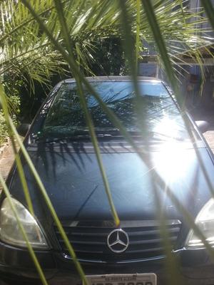 Classe A 1.6 Clasic - Mercedes Benz Preto, Muito Bom Estado.