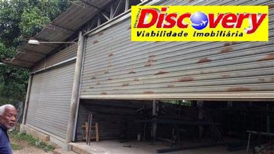 Galpão Comercial À Venda, Jardim Do Vale, Itaquaquecetuba. - Ga0110