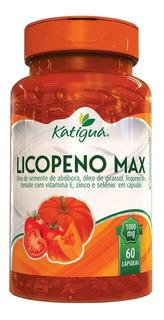 Licopeno Max 60 Cápsulas 1000mg - Katigua