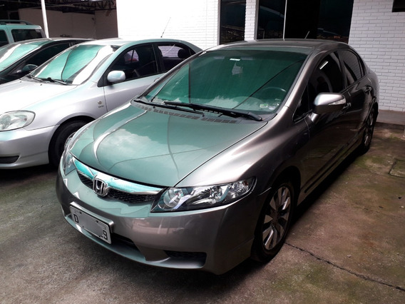 Civic 1.8 Lxl 2010 At Completo Revisado