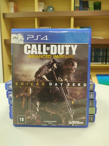 Jogo Call Of Duty Advanced Warfare Day Zero Edition
