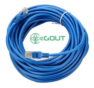Cable De Red 5m Cat 6 / 5 Metros Categoria 6