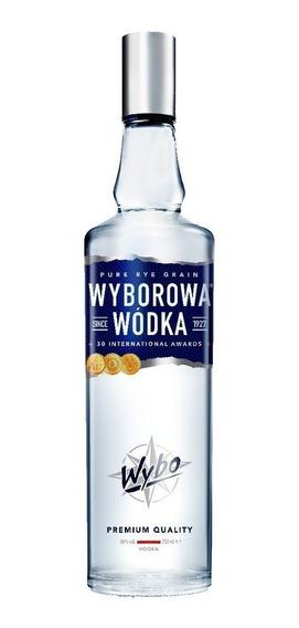Wyborowa Vodka Polonesa - 750ml Garrafa
