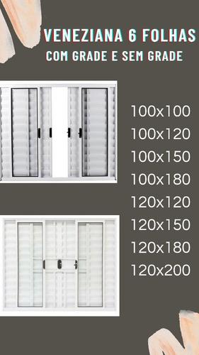 Imagem 1 de 5 de Esquadrias De Alumínio Ou Branco **preço De Fábrica**