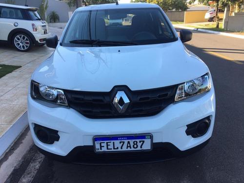 Renault Kwid 1.0 12v Sce Flex Zen Manual 2018