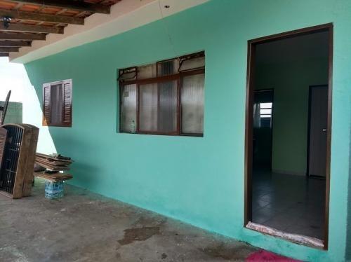 Imagem 1 de 14 de Casa Parcelada Na Praia, 1 Quarto E Quintal!