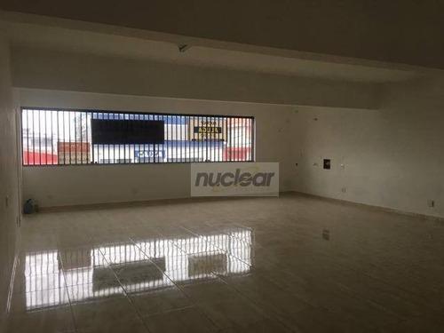 Sala Para Alugar, 100 M² Por R$ 1.800,00/mês - São Mateus (zona Leste) - São Paulo/sp - Sa0197