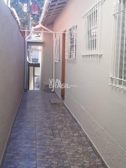 Casa Térrea Para Venda - Demarchi, 2 Dorm, 2 Vagas, 98 M - 734