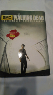 The Walking Dead Season 4 Dvd Usada
