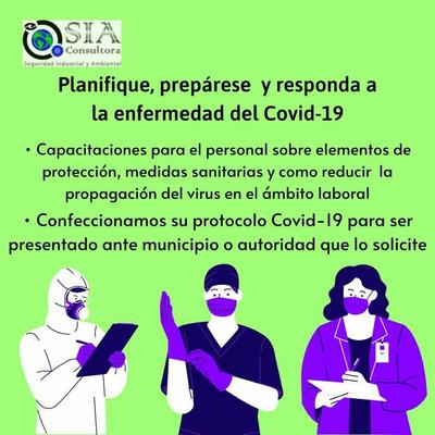 Consultora Seguridad E Higiene Obras Pyme Covid19 Protocolo