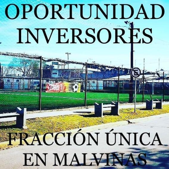 Dueño Vende:unica Fraccion Comercial,con Proyecto Comercial.