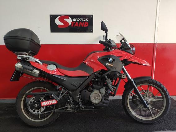 Bmw G 650 Gs 650gs G650gs Abs 2012 Vermelha Vermelho