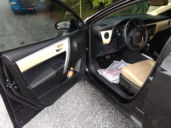 Toyota Altis 2.0 Flex Multi Drive S Único Dono !!