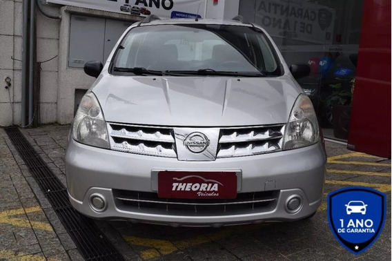 Nissan Livina 2012 1.6 S