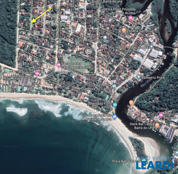 Area - Barra Do Una - Sp - 570026