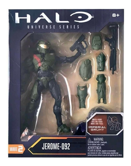 Jerome 092 Halo Universe Series Imperial Grunt Nuevo Sellado