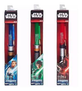 Sable Laser Star Wars Darth Vader Hasbro Luz Y Sonido Espad