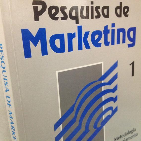 Livro - Pesquisa De Marketing 1 - Fauze Najib Mattar