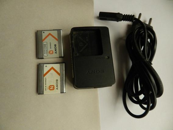 Carregador Para Sony Dsc W620 W630 W670 W690 W710 W730 W800